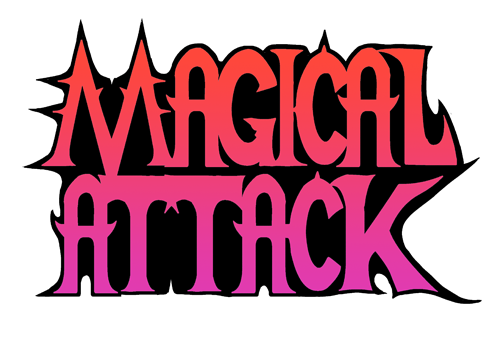 Magical attack logo